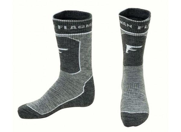 Термоноски Extra Heat Merino Wool Higth 39-41 FTSNS3941g FLAGMAN S