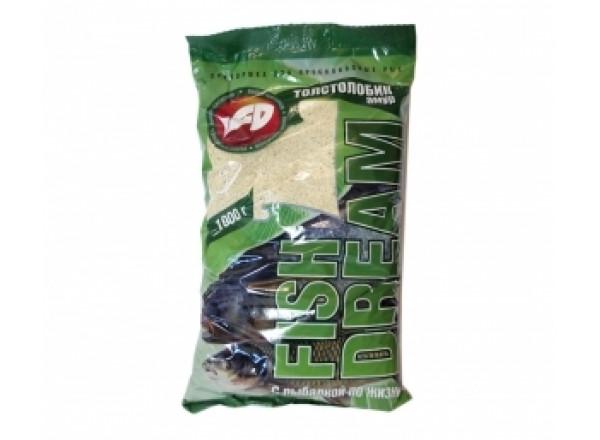 Прикормка Толстолобик 1 кг Fish Dream
