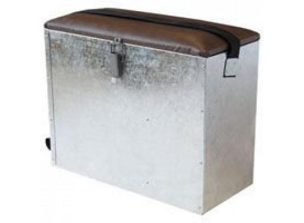 Ящик  зимний металл маленький 91231