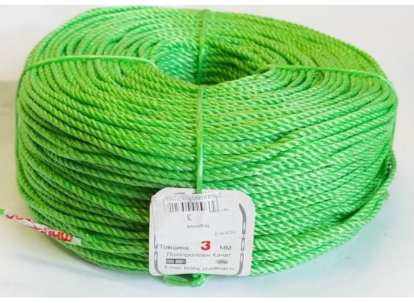Веревка Мармара 90521 диаметр 4 мм