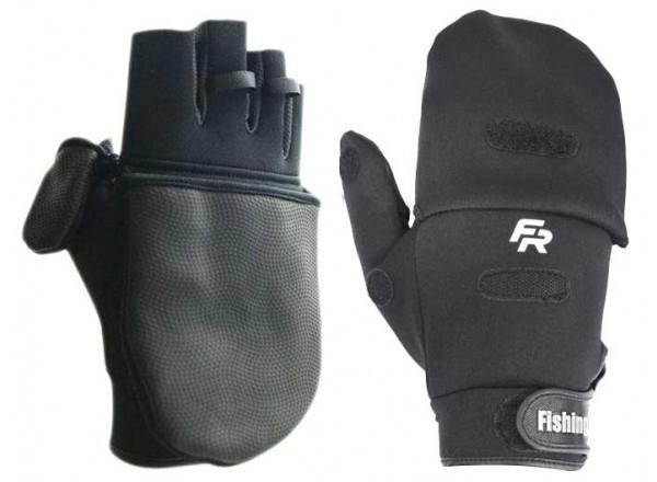 Перчатки варешка 301-WK-06-XL Fishing ROI XL(р)