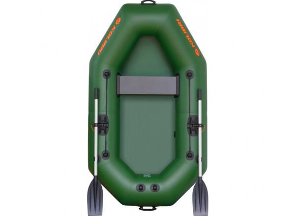 """Лодка К-220 зеленая """"Базовый"""""""