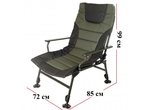 Кресло карпове Ranger Wide Carp SL-105 RA 2226