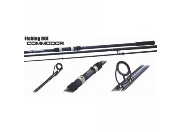 Удилище карповое Commodor Carp Rod 3.6m 3 3.0lbs 615-2-360 Fishing ROI